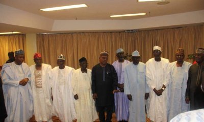 Just In, Saraki, PDP Govs, Other Bigwigs In 'Crucial Meting'