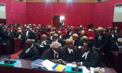 Complete List Of Judges To Deliver Final Judgment On 2019 Presidential Election Today