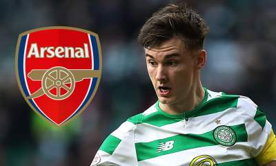 Arsenal close to signing Tierney
