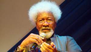 Soyinka Makes Shocking Revelations On Buhari's New CoS, Gambari