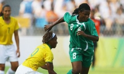 Breaking: Former Super Falcons Star, Chiejine Dies At 36