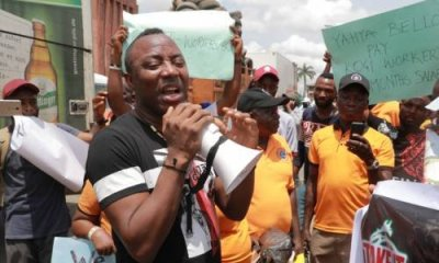 SERAP Sends 'Strong Message' To AGF Malami Over Treason Charge Against Sowore