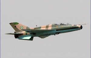 NAF Jets Bombard ISWAP's Hideout, Scores Killed