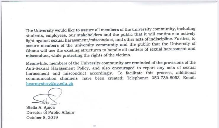 Ghana University sex for grades 2