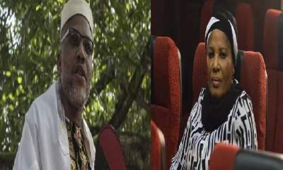 Biafra: Nnamdi Kanu Reveals What His Mother Told Him Before Her Death