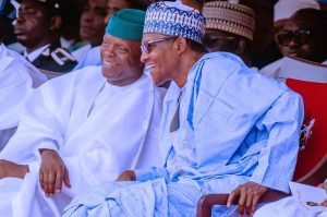 2023: Osinbajo's Intention With Buhari Revealed
