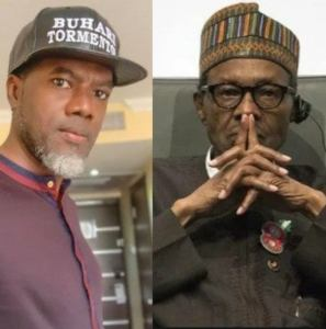 Reno Omokri and Buhari - #EndSARS: Buhari Is The Problem, Not The Solution – Reno Omokri