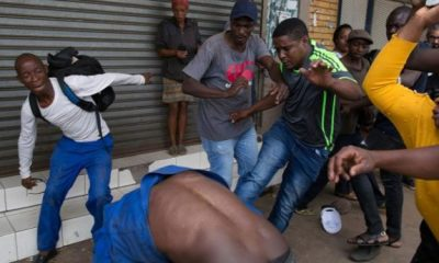Breaking: Nigerian Killed, 2 Others Injured In Fresh Xenophobic Attack in South Africa
