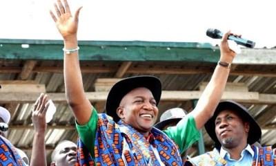 Bayelsa Governor-Elect David Lyon 'Murders' English (Video)