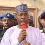 Finally, Borno Gov. Reacts To Multiple Assassination Attempts On Him By Boko Haram