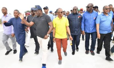 Why Dangote Met El-Rufai, Fayemi, Obaseki, Other Govs In Lagos