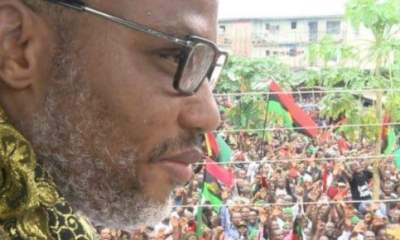 Biafra Day: Nnamdi Kanu Gives 'Biafrans', IPOB members New Order