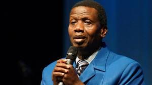 Pastor Adeboye Makes Shocking Revelation