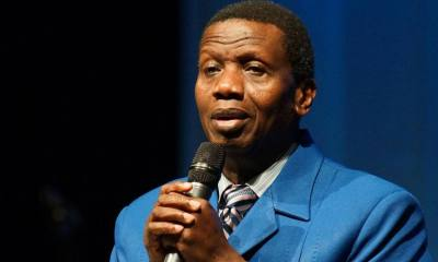 Pastor Adeboye Makes Shocking Revelation