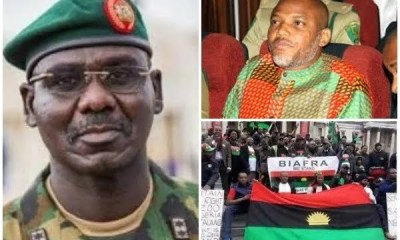 Biafra: Ahead Of Parents' Burial, Nnamdi Kanu Sets 'Trap' For Nigerian Army
