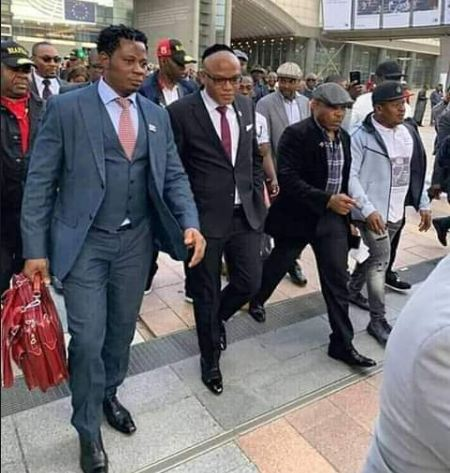 Biafra: Is Nnamdi Kanu Back In Nigeria For Parents' Burial?