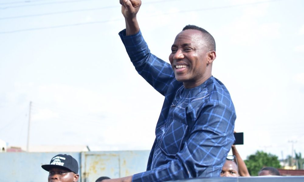 #EndSARS: Nigerian Army Statement Inappropriate, Provocative – Sowore