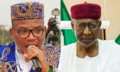 Biafra: Nnamdi Kanu Reveals Two Major Implications Of Abba Kyari's Death On Nigeria