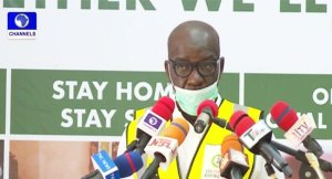 We Have Spent Over N1bn In COVID-19 Fight In Edo- Governor Obaseki