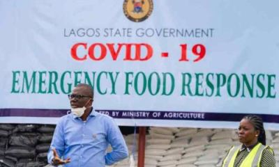 Breaking: Lagos Discharges Seven Coronavirus Patients