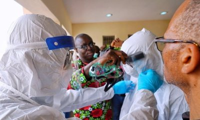 Full List of Areas With Coronavirus Cases In Lagos