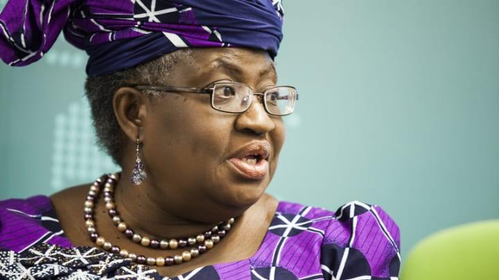 Okonjo-Iweala Reacts As She Emerges Finalist For WTO DG Job