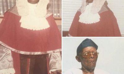 Breaking: Lagos State Oldest Judge Dies At 102