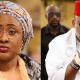 Unelected President Aisha Buhari Kicks Out Garba Shehu - Nnamdi Kanu