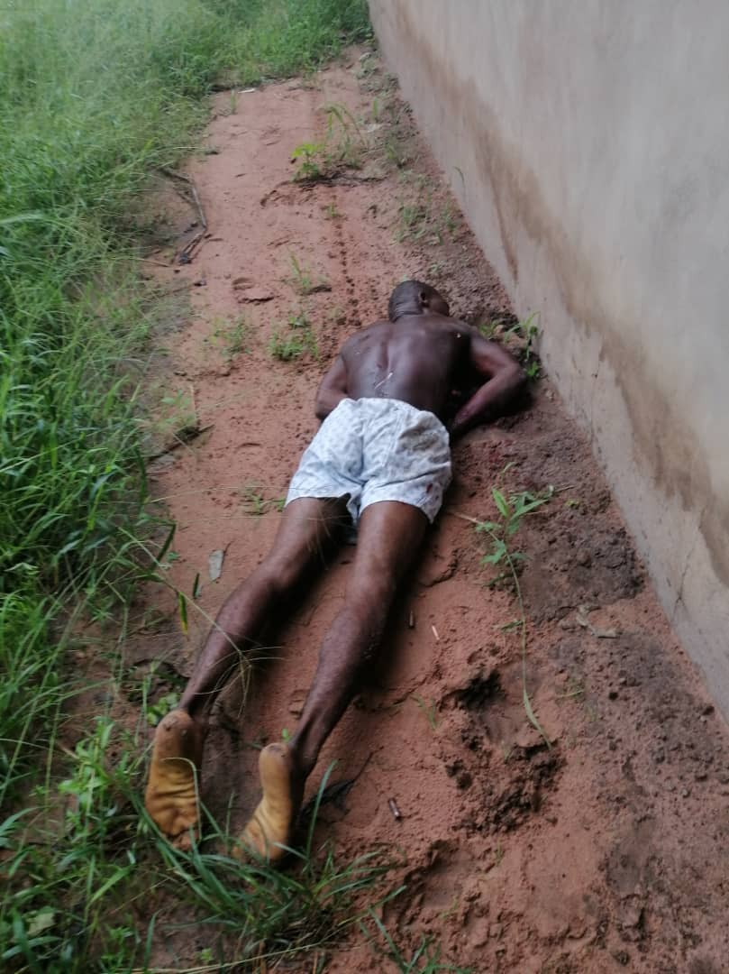 Ebvb4yaWAAIcp3R - Troops Kill High Terrorists, Recuperate Weapons In Benue, Taraba States (Pictures)