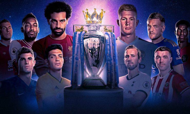 EPL: Complete English Premier League Table