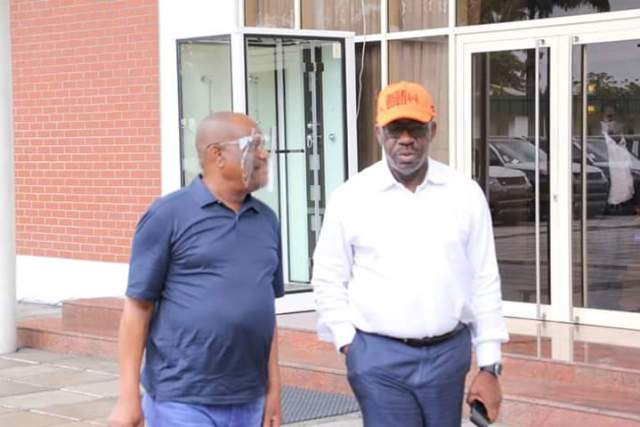 Wike and Obaseki - Prime 5 Political Quotes In Nigeria For This Week