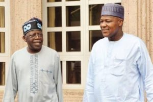 'Buni Appointed To Axe Tinubu's Ambition, Not Happy With Dogara's Return'