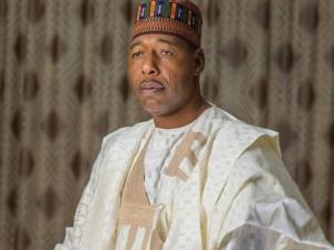 babagana umara zulum - Most WASSCE Certificates Holders In Borno Cannot Gain Admission Into Universities – Zulum