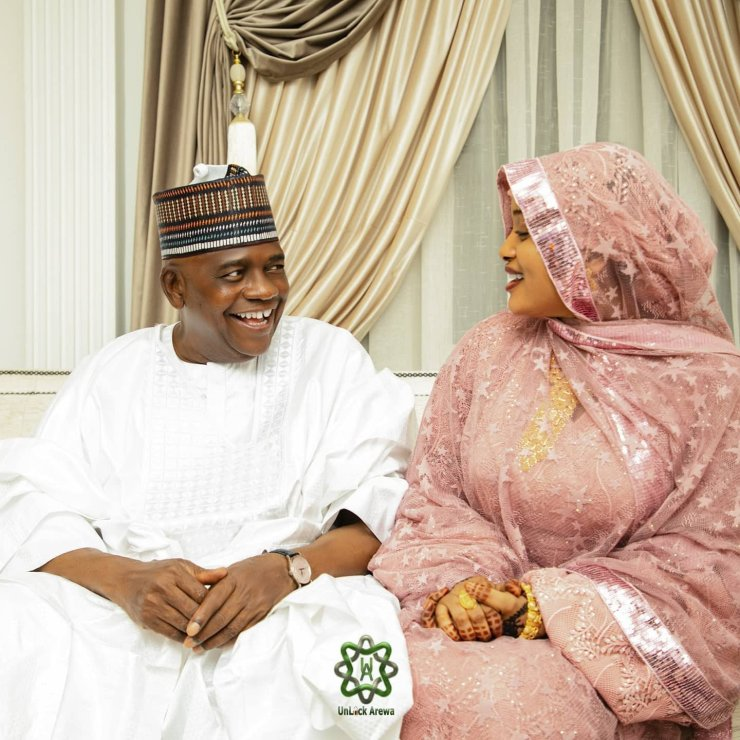 Former Gombe Gov. Goje Marries Again, Three Years After He Lost his Wife