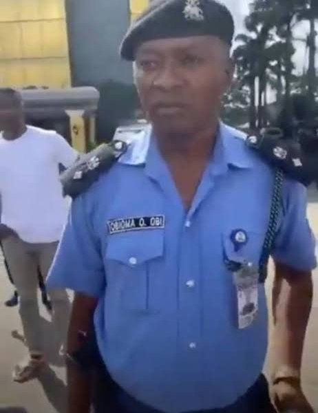 Police Commence Probe Of SARS Official Recently Captured Assaulting Citizens