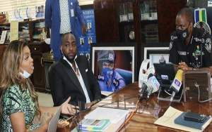 Davido and IGP - #EndSARS: Davido Tables 4 Demands Before IGP