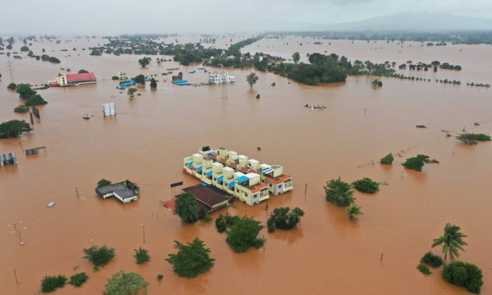 Flood: Heavy Rains Kill 30, Including A Family Of Five In India