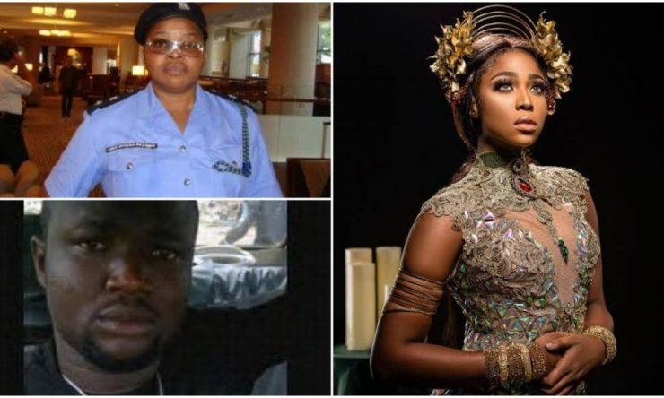 #EndSARS: Nigerians Accuse Actress Mother Of Killing Innocent Nigeria In 2013