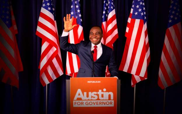 A Young Nigerian Is Running For Governorship In The United States
