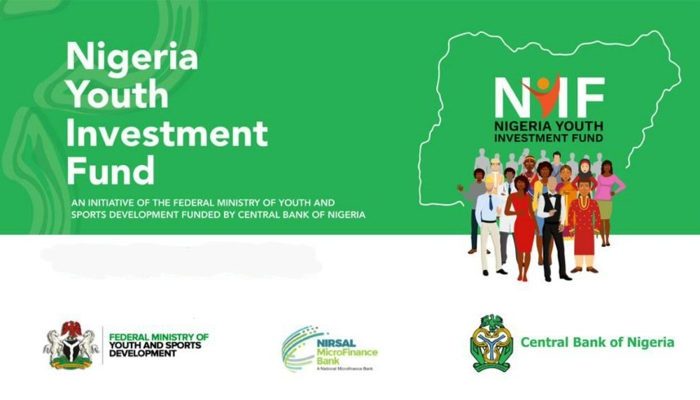 FG Opens Portal For N75bn NYIF Application (See Details And How To Apply)