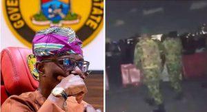 #LekkiMassacre: Nothing Wrong Asking Army For Help In Lagos ― Sanwo-Olu