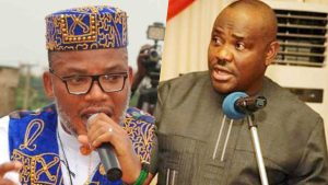 Nnamdi Kanu Reveals What Wike Has 'Instructed' Army To Do To Arrested IPOB Members
