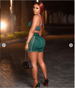 Mercy Eke Slays In Killer Outfit In Her New Photoshoot – [Photos]