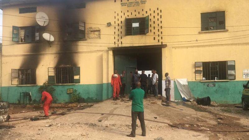 Prison Break: Villagers Burn Escaped Prisoner Who Returned Home