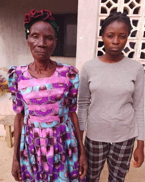 80-Year-Old Woman, Teenager Arrested By NDLEA With Over 149kg Of Drugs