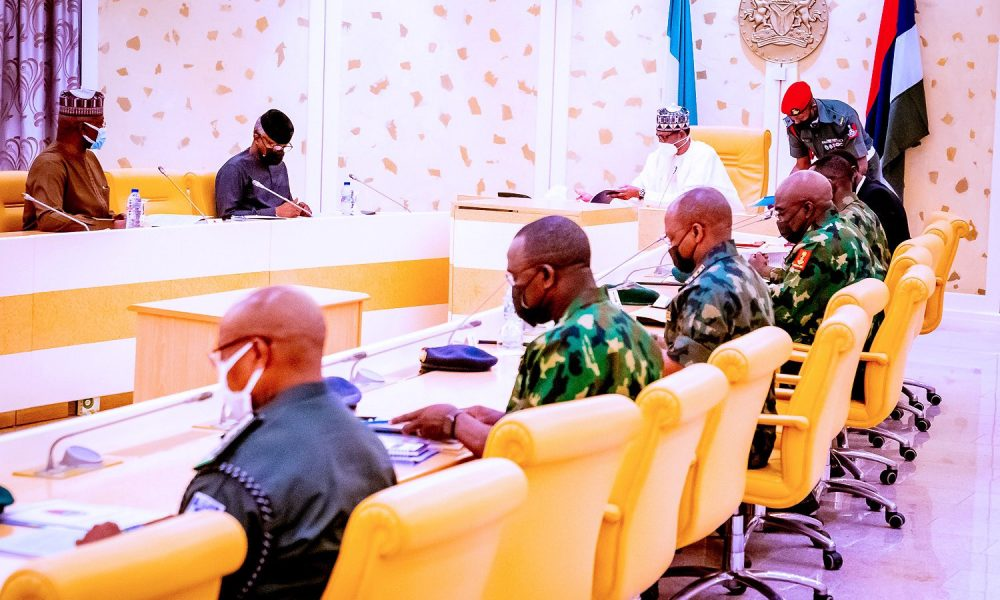 Buhari Approves New Security Measures For South East, South South