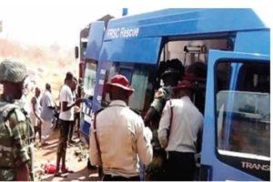 Six die in Sagamu-Benin Expressway accident