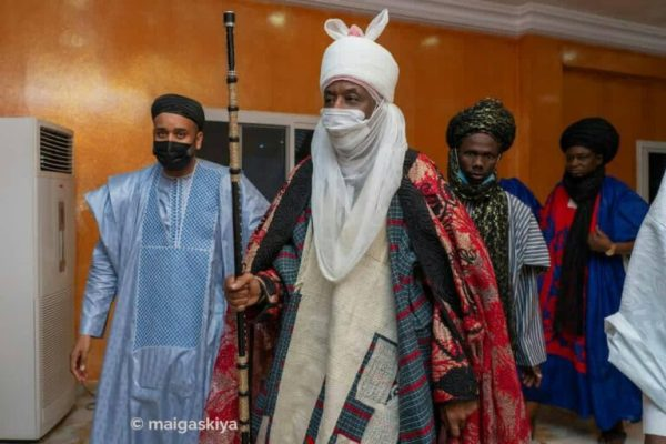 Sanusi Confirmed As Leader Of Tijaniyya Islamic Sect In Senegal [Photos]