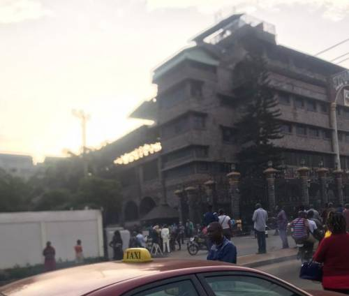 Synagogue Church Headquarters In Lagos Sealed Off After TB Joshua's Death