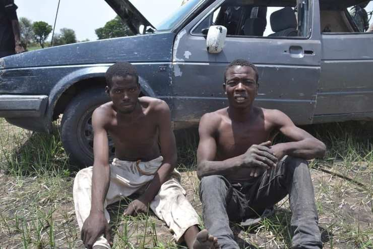 Troops Capture Boko Haram Logistics Supplier In Borno State (Photos)